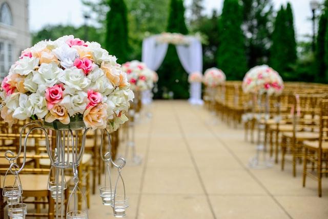 Location d'un domaine pour votre mariage dans la Drôme